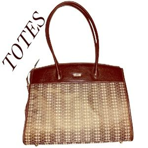 Beautiful X-Large TOTES Shoulder Bag